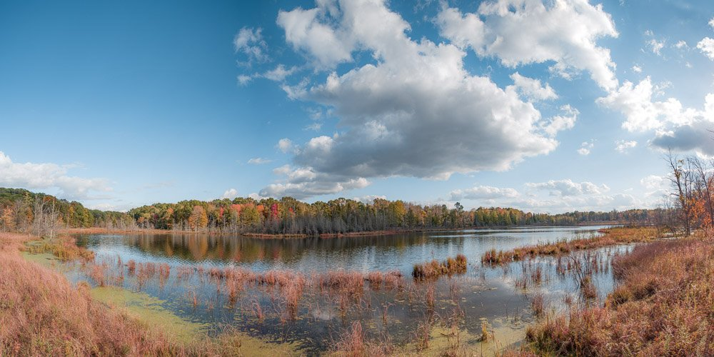 Brewster Lake - Pierce Cedar Creek Institute